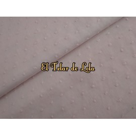 PLUMETI ALGODON ROSA 25 CMS