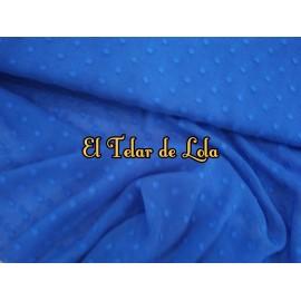 CORTE 1X1.50 GASA TOPOS  AZULINA